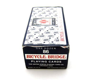 Bicycle Bridge, box of 12