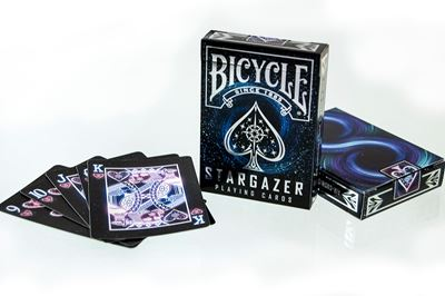 Bicycle Poker Stargazer