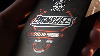 Banshees Advanced - Cards for Throwing